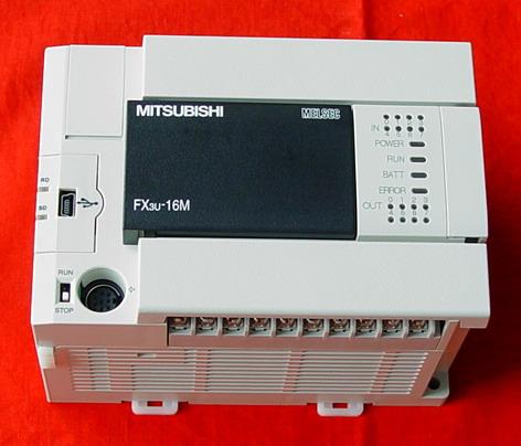 fu3u-usb-bd 三菱fx3u用usb接口板,防静电和浪涌,在plc上扩展出一个